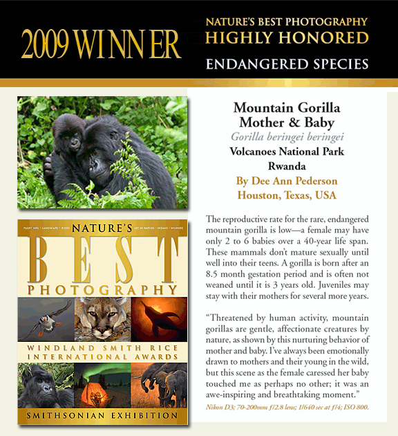 2009 Winner Smithsonian